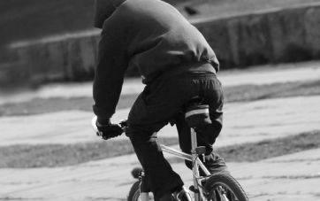 велосипед-крадіжка