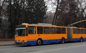 тролейбус біла